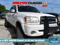 Options:  2006 Toyota Tundra Dw|Miles: 182985Color: