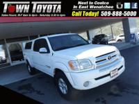 Options:  2006 Toyota Tundra Base|Four Wheel Drive| Tow
