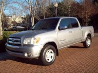 2006 TOYOTA TUNDRA SR5 2WD DOUBLE CAB 5-PASSENGER