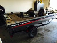2006 Tracker Boats Pro Crappie 175 Please call boat