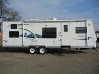 2006 26' Trail Bay by Jayco with SuperSlide Model #
