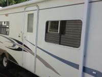 For sale, 2006 Trail Cruiser 30ft travel trailer.