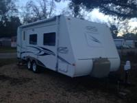 I am selling my 2006 24 ft dual axel Trail Lite by R