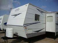 2006 Trail-Vision Travel Trailer Model#32ft SSBH Fully