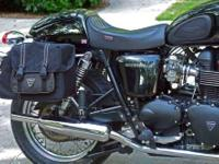 Up for sale is my beautiful Triumph Bonneville. The