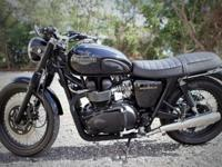 2006 Triumph Bonneville 700 This bike has been very