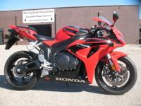 2006 used Honda CBR1000RR - Loaded with all the good