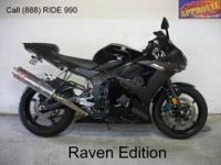 2006 Used Yamaha R6 50th Anniversary Edition For