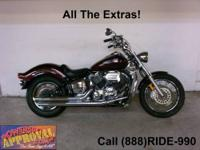 2006 used Yamaha V Star 1100 Midnight Custom for sale