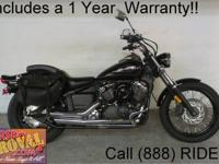 2006 used Yamaha V-Star 650 Custom for sale - only