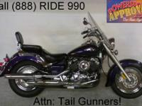 2006 used Yamaha VStar 1100 Silverado motorcycle for