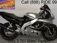 2006 used Yamaha YZF600R sport bike for sale - $3,999!
