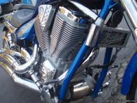 2006 Victory Ness Signature Series Vegas Jackpot THE