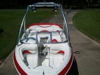 For Sale: 2006 VIP ski boat 18.5 with 4.3 motor, beast