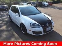 One Owner 2006 Volkswagen GTI 2.0 T Hatchback Coupe,