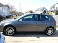This is a 2006 Volkswagen GTI that has pretty mich all