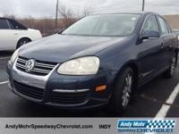 Shadow Blue 2006 Volkswagen Jetta 2.5 Odometer is 29539