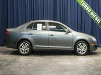 Clean Carfax Diesel Sedan with 5 Speed Manual