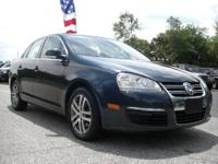 Beautiful, 1-Owner Jetta TDI!  Rated at Over 42 mpg