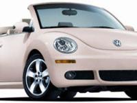 Volkswagen Beetle 2.5L FWDRecent Arrival! Clean CARFAX.