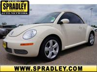 2006 Volkswagen New Beetle Convertible 2dr Car Our