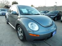 VOLKSWAGEN BEETLE . 2.5L . LEATHER . LOW MILES . DRIVES