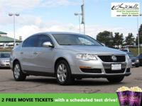 This 2006 Volkswagen Passat Sedan 2.0T will sell fast