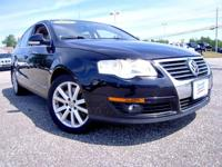 Options Included: N/AThis gas-saving 2006 Passat 3.6