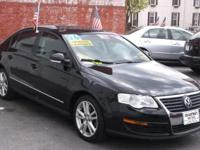 $6900 BUYS THIS AWESOME 2006 VOLKSWAGEN PASSAT IS LIKE