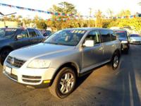 2006 Volkswagen Touareg, 144,990 miles Address: 403