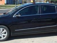 2006 VW Passat 2.0 T (Turbo) 4 Door Sedan with Black
