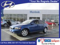 2006 Volvo S40, Just Traded In, Only 98,918 miles, 2.4i