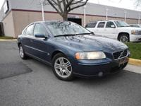 2006 VOLVO S60** 2.5L TURBOCHARGED INTERCOOLED ENGINE**