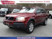 This 2006 XC90 Is a beautiful car inside and out! Come