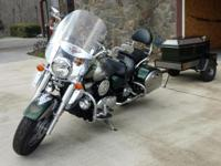 Excellent Condition!!! 2006 Kawasaki Vulcan Nomad