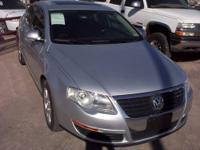 2006 VW PASSAT 4DR. 2.0L 4CYL. TURBO AUTO. TRANS. POWER