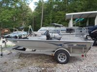 2006 War Eagle with 115 Evinrude. OMC Power Lift, Minn