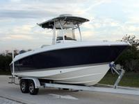 Wellcraft 252 Twin 150hp Yamaha, Raymarine C80