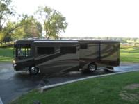 Description Make: Winnebago Mileage: 18,889 miles Year: