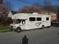 2006 Winnebago Outlook Class C. Everything a new