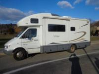 2006 Winnebago View, Miles 48729, Dodge Sprinter