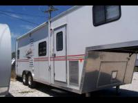 2006 Work And Play Toy Hauler Fifth Wheel 28rk