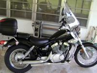 2006 Yamaha Virago 250, Great condition low miles 3200