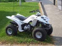 2006 Yamaha 4-wheeler / Raptor 80 Bought new for