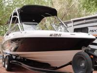 Bait Well, Twin, Live Well, Trailer, Gas, Depth Finder,