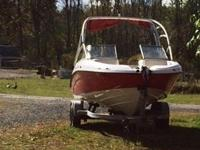 Boat in excellent condition. Included in sale Anchor