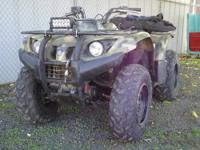 2006 Yamaha ATV Kodiak 4x4 Automatic four wheeler with