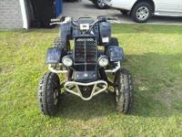 THE Legend: 2006 Yamaha Banshee Special Edition for