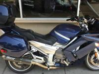 2006 Yamaha FJR1300A BAGS PIPES CORBIN SEAT! MUST SEE!!