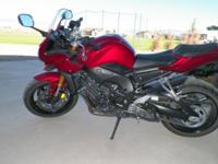beautiful 2006 Yamaha FZ-1 for sale by owner. runs